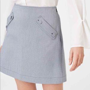 🔥 CLUB MONACO skirt size 12 BRAND NEW